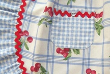 Aprons / by Leslie Fanchon Lefebvre-Brown