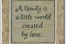 Family / by Linda Felix-Porter