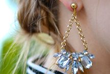 Never Enough Earrings! / by Megan Allen