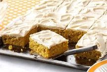 Pumpkin Recipes / Delicious pumpkin recipes from Taste of Home for your fall holiday menu plans!