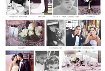 Wedding Information Board / by Boutiq Weddings & Events