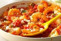 Fish & Seafood Dinners / Seafood and fish recipes from Taste of Home. / by Taste of Home
