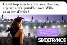 Stade de France / Campagne d'affichage