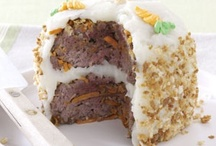 April Fool's Day Recipes / No joke! These fun April Fool's Day recipes—cake that looks like pizza, meat loaf that looks like cake—are sure to fool your friends and family.  http://bit.ly/YGnR7L