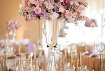 Wedding Centerpieces / by Boutiq Weddings & Events