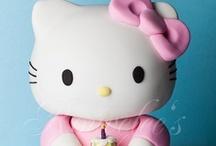 Birthday Party: Hello Kitty / Hello Kitty birthday party ideas / by Julia Quintero