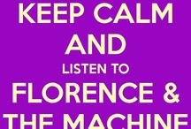 Florence+The Machine / She's the best❤️❤️ / by George Jenkins