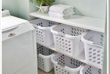 Home: Laundry Room / by Julia Quintero