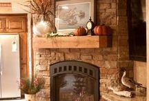 Home: Fireplace / by Julia Quintero