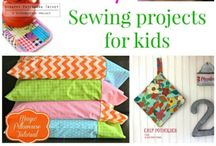 For Kids: Sewing / by Julia Quintero