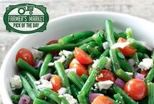 Farmers Market Recipes / Recipes from Taste of Home featuring fresh farmers market produce.