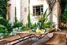 patio & garden / by Nicole Erickson