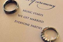 wedding party / by Nicole Erickson