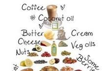 Ketogenic Life / High fats/Low carbs / by Natalie Skeith