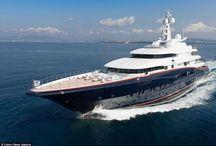 Yachts/ Яхты / Самые роскошные и дорогие яхты