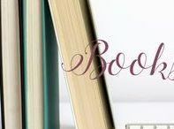 B O O K S / Books, books, and more books
