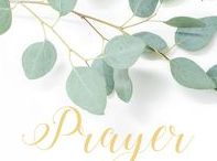P R A Y E R / Prayer Strategies and Verse Mapping