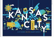 i ♥♥♥ kansas city / chosen by frommer's as a top-10 destination in 2012--the only U.S. city included--there is much to see and do in kansas city...it's a great place to raise a family...people are friendly...i love my hometown!! / by Karen Howell