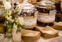 Dessert/Candy Bar Ideas / by Kaye