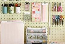 Life, Home, & Craft Organization / by Kaye