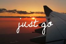 Eat! Sleep! Travel! Have Fun! / Photos, quotes and more...