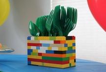Lego birthday ideas