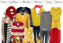 Wardrobe Change. / by C h e r y l