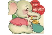 Elephant Valentines / by Deborah Haseltine