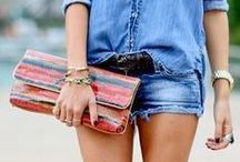 Denim Daze / Crop it, flare it or do it double! Denim is here to stay! / by eBay Fashion
