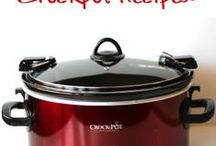 Crockpot ideas / by Lindsey Helgeson