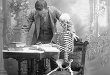family history / finding the skeletons in my closet... / by Karen Howell