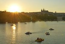 Summer In Prague / The best time to come to Prague! Look how amazing is Prague during summer!