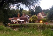 Le Talbooth / Discover the award-winning Le Talbooth riverside restaurant, located in Essex.