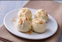 Foodie Stuff - Truffles, Balls & Candy