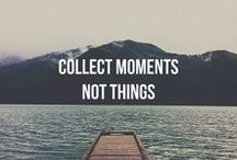 Wanderlust / Nice photos and quotes...