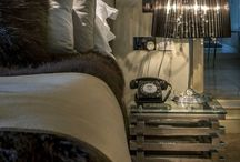 Interiors / A selection of images that show the design in our hotels and restaurants- all by Geraldine Milsom