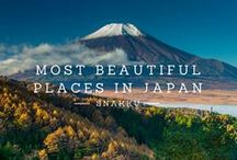 Best Travel in Japan / A collection of the best trips to take in Japan. From Tokyo, to Kyoto; Hokkaido, to Okinawa - every inch of Japan is covered!