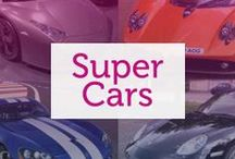 Supercars / The fastest, most exciting cars on the road, these cars are the ultimate in modern motoring.