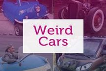 Weird and Wonderful Vehicles / A collection of the most offbeat vehicles the world has to offer.