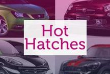 Hot Hatches / All the hottest hatchbacks we can find!