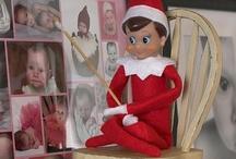Elf on the shelf ideas / by Debi MacRae