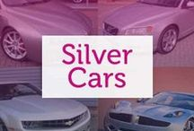 Silver Cars / Until recent years the silver car was the world's most popular car colour, easy to keep clean and looking smart, it's easy to see why it was a favourite for so long.