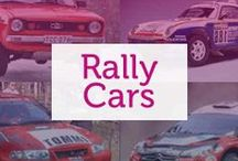 Rally Cars / All the best from the world of rallying.