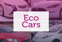 Eco-Friendly Cars / Electric and hybrid cars are the future of motoring - these brilliant designs prove that eco-friendly cars don't have to mean a compromise on quality and image.