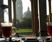 Chisme Cafés & Tea Parties / We love to share our favorite cafés and tea experiences.