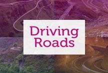 Amazing Driving Roads / A drive on any of these roads could be beautiful, challenging and above all, an incredible experience.