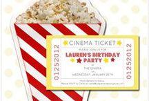Movie Party Ideas