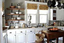 Kitchen / by Jessica Schwartz Zuccarello