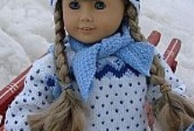 Knitting - Doll Clothes