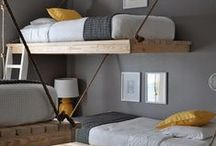 For the boy rooms